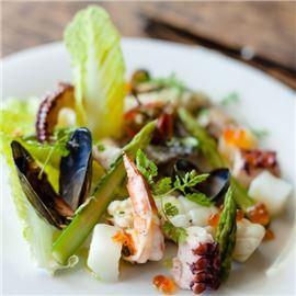 Delicious Sea Food Salad