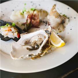 Exclusive sea food platter