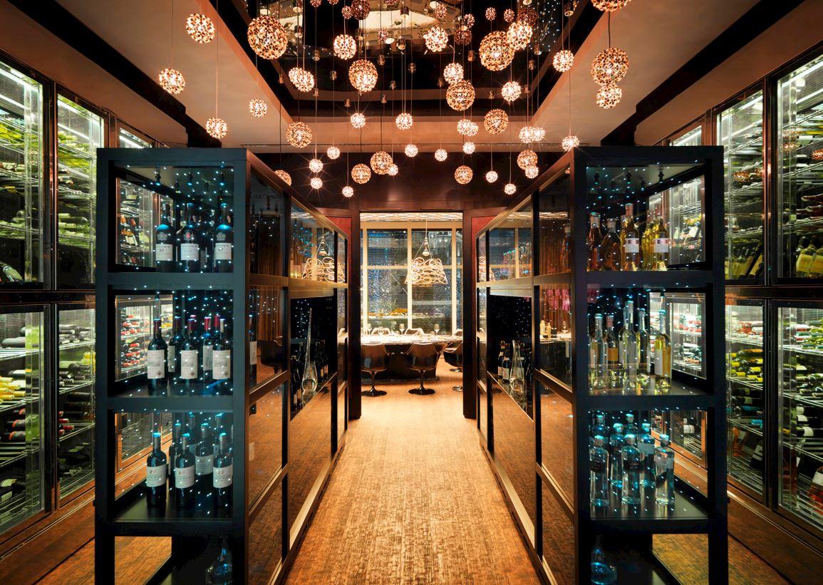 OroNero Wine Room